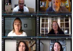 Recollim els vídeos de resum de l'eix d'emergència climàtica i sanitària a l'Agora de Lleida