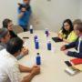 La comissió negociadora segueix treballant en temes cabdals com el POUM, Torre Salses o el Pla de l'Estació